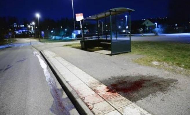 Stockholm'de trafikte yol vermeme kavgası ölümle bitti