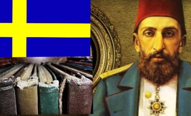 Sultan İkinci Abdülhamid'in İsveç'e Gönderdiği Hediye Kitaplar
