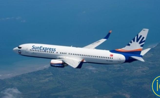 SunExpress'in Antalya'dan Kopenhag ve Stockholm uçuşları başlıyor