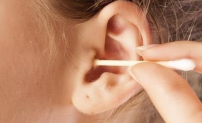 Sürekli kulak çubuğu kullananlara dikkat!