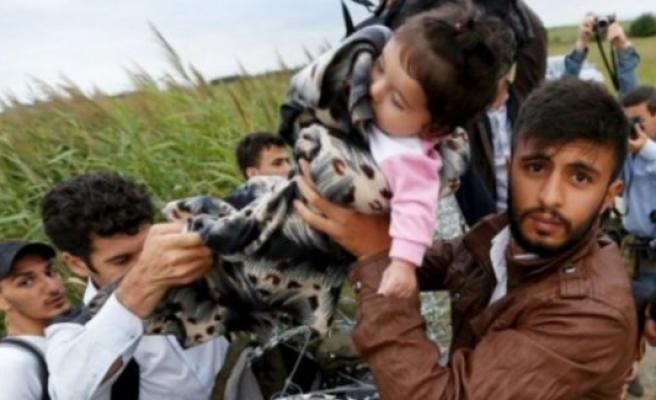 Suriyeliler, 'Hollanda ve İsveç'e gitmek istiyor