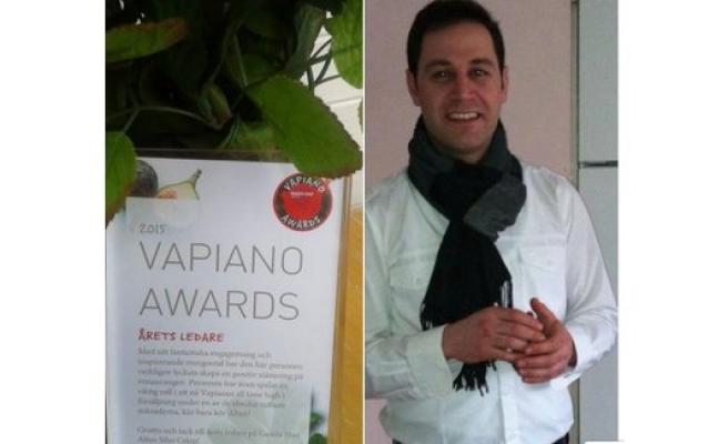 Tavşançalılı Altan, İsveç'te yılın restoran şefi