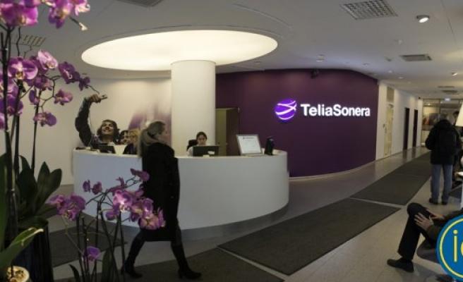 Telia 3 ayda Türkiye'de 324 milyon kazandı