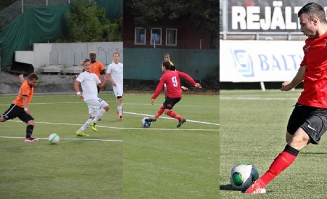 Türk gençleri İsveç Futbolu'nun geleceğini belirleyecek