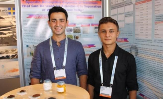 Türk gençleri Stockholm'de yarışıyor