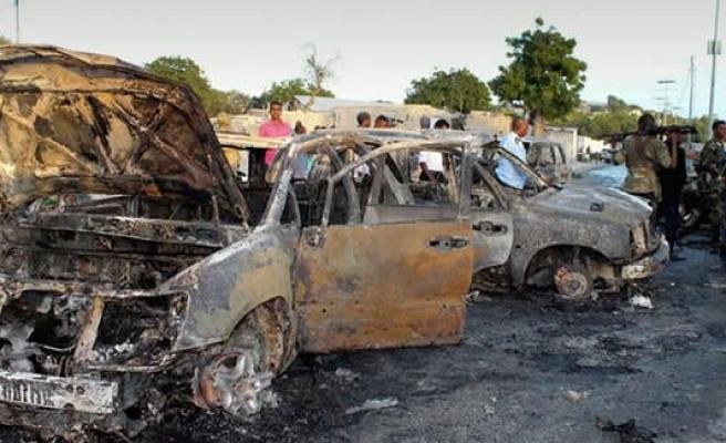 Türk heyetine bombalı saldırı