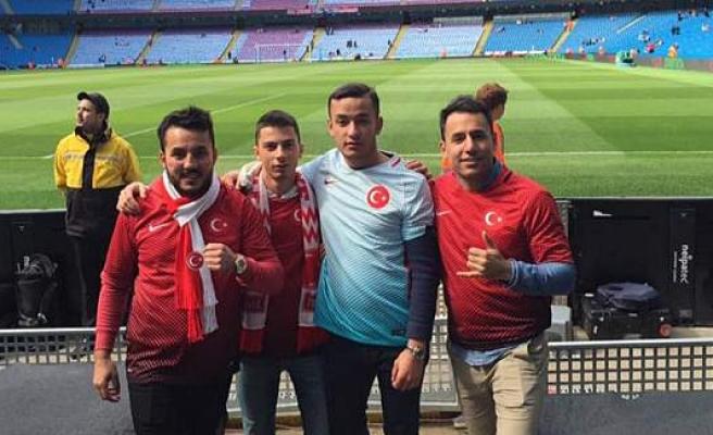 Türk Milli Takımına İsveç'ten gurbetçi desteği
