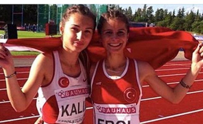 Türk sporculardan, İsveç'te 2 altın madalya