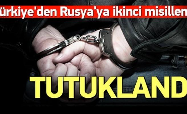 Türkiye'den Rusya'ya ikinci misilleme