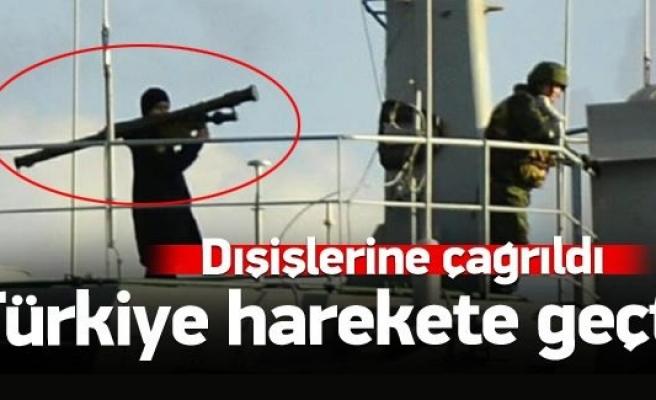 Türkiye harekete geçti: Dışişlerine çağrıldı!