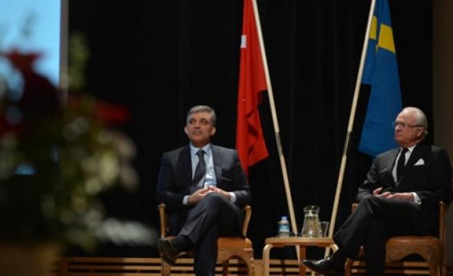 Türkiye, İsveç Arasında yapılan anlaşma resmi gazetede yayınlandı