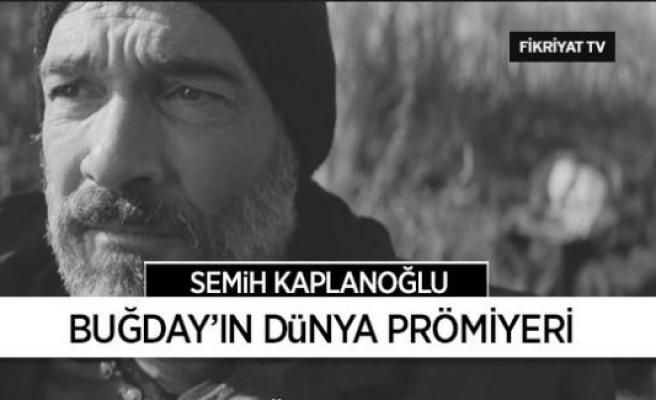 """Türkiye, İsveç Ortak Yapımı """"Buğday"""" filmin Dünya Prömiyeri, Saraybosna'da Yapıldı"""
