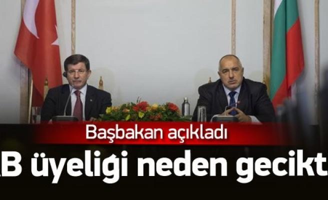 Türkiye'nin AB üyeliği neden gecikti?