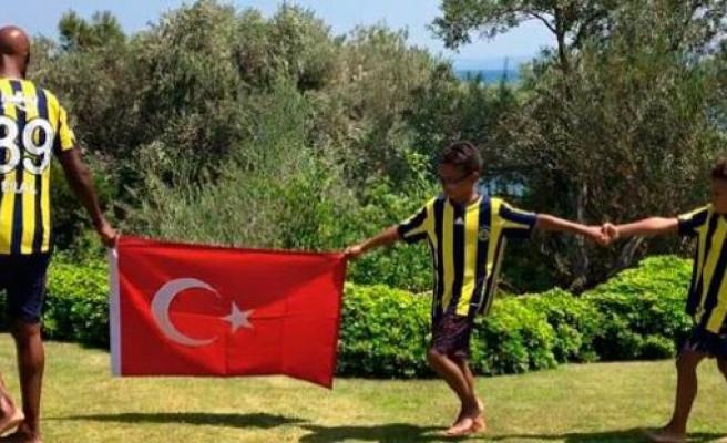 Türkiye'miz çok güzel