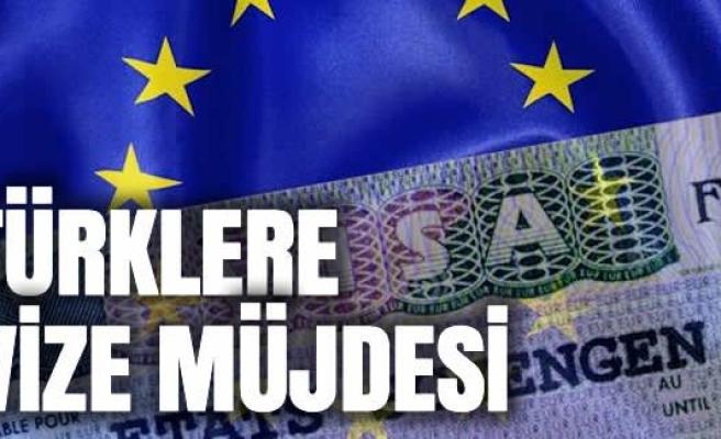 Türklere vize müjdesi