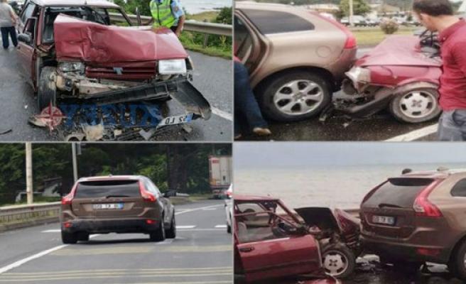 Volvo Şahin Kazası Volvo Neden Bu Kadar Sağlam?
