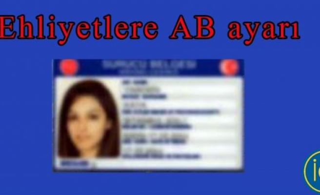 Yeni Türk ehliyetleri, Avrupa Ülkelerinde sınavsız değiştirilebilecek!