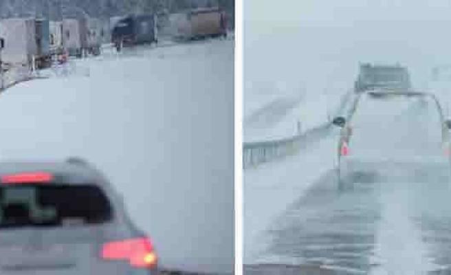 Yetkililer uyardı yeni kar yağışı geliyor!