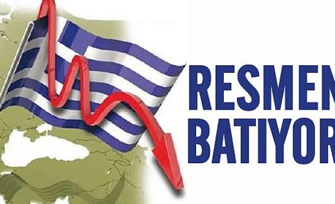 Yunanistan çok zor durumda!