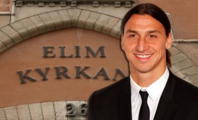 Zlatan İbrahimovic, 110 milyon krona kilise satın aldı