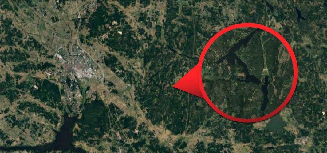 Uppsala'daki ormanlık alanda ölü bulunan gencin kimliği tespit edildi