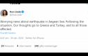 İsveç'ten İzmir depremi nedeniyle dayanışma...