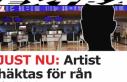 İsveç'in ünlü şarkıcısı hırsızlık...
