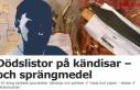 İsveç'te büyük faciadan dönüldü: Politikacı...
