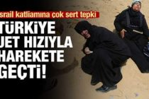 Ankara harekete geçti! Çok sert Kudüs tepkisi