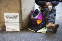 İşte Malmö'de evsizlerin rakamları