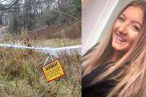 İsveç kayıp kızını bulmak için 100 gönüllü aramalara katıldı