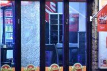 İsveç'te Pizza Restorana silahlı saldırı