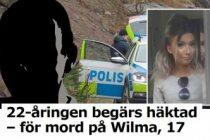 İsveç'teki kayıp kız bulunmadı ama 1 kişi cinayetten tutuklandı