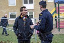 M-Lideri Malmö'yü ziyaret etti - 70 yeni koruma göndermek istiyor