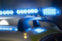 İsveç'te polis hırsızları kovalarken kaza yaptı