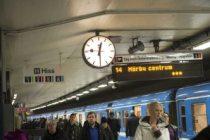Stockholm'de evsizler güvenlik sorunu olarak sınıflandırıldı