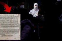 """Çin'deki Türkler virüsle ilgili gazeteye ilan verdi """"Korkuyu büyütmeyin"""""""