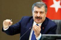 """Sağlık Bakanı Fahrettin Koca: """"İyileşen hasta sayımız 25 bini geçti"""" dedi ve ekledi"""