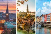 Dünyanın en yaşanabilir şehirlerinde buz yaz tatil yapmak mümkün mü?