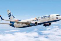 SunExpress dış hat uçuşları başladı