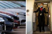 Uçak mı, araba mı Covid-19'a karşı hangi ulaşım yolu daha güvenli?