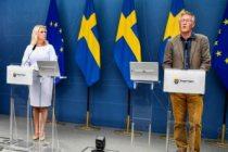Sosyal İşler Bakanı Lena Hallengren ve Anders Tegnell'den ortak basın toplantısı