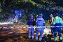 Oslo'da sığınak partisi: 25 kişi hastanelik oldu