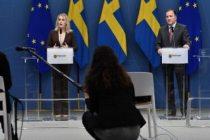 Başbakan Löfven ve bakanlardan önemli mesajlar: 8 kişiden fazla bir araya gelmek yasaklandı