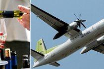 Alkollü pilot ve mürettabat uçuşu engelledi