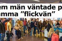 Arlanda Havalimanında evlenmek için aynı kadını bekleyen 5 kişi dolandırıldı