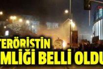 Beşiktaş'taki terör saldırısında bombacının kimliği belli oldu!