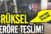 Brüksel'de terör katliamı şuana kadar 26 ölü!