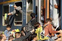 Budapeşte treninde bilinmez yolculuk