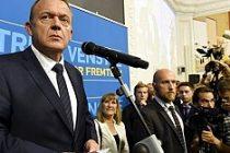 Danimarka'da ülke yönetimi sağ partilere geçti, Schmidt istifa etti